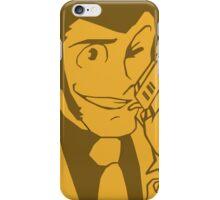 Lupin Third iPhone Case/Skin