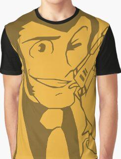 Lupin Third Graphic T-Shirt