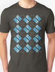 Gallifrey Argyle T-Shirt