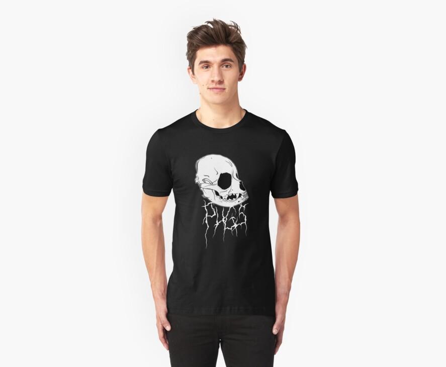 DEATH METAL PUGS by ChickNugs