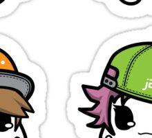 DONICHI - 2013 Designs Sticker