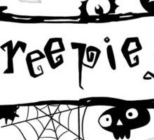 Creepies Sticker Sticker