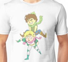 Jojo and Ceasar card Unisex T-Shirt
