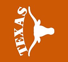 Texas Longhorns iphone case 4/4s by RLdesigns