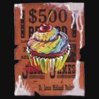 Jesse James&#x27; $500 Cupcake by marlene freimanis