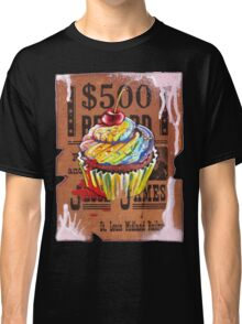 Jesse James' $500 Cupcake Classic T-Shirt