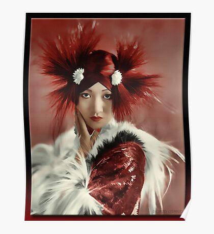 Anna May Wong 1905 - 1961 Poster