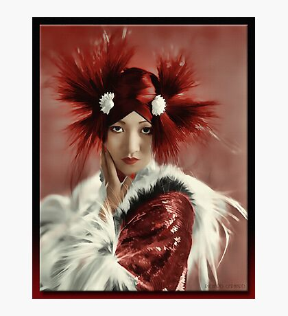 Anna May Wong 1905 - 1961 Photographic Print