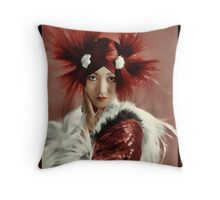 Anna May Wong 1905 - 1961 Throw Pillow