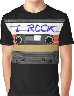 I Rock and Roll MUSIC Graphic T-Shirt