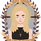 Buffy Summers by Spencer Salberg