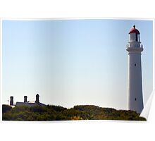 Aireys Inlet Lighthouse Poster