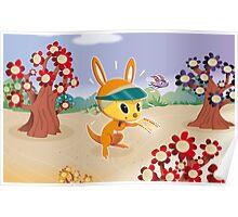 Roopert Kangaroo Delivery Expert (with Amelia) Poster