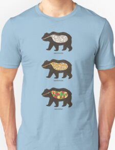 The Eating Habits of Bears T-Shirt