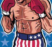 Tommy the Machine Gunn Sticker