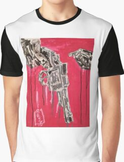 Stopping Power Graphic T-Shirt