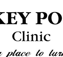 Welcome to the Hokey Pokey Clinic Sticker