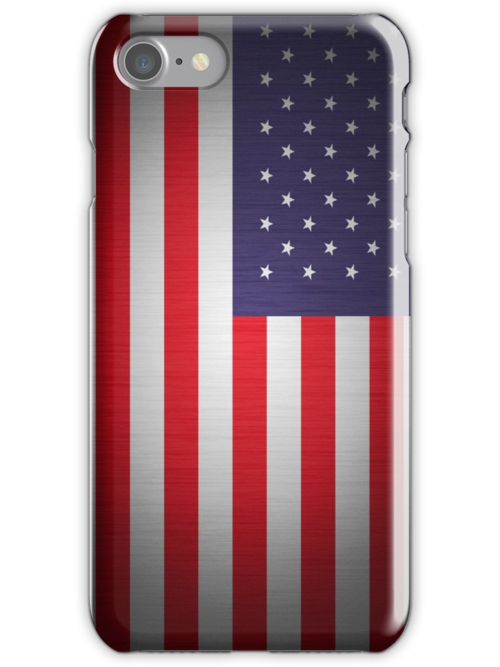 American Flag iPhone 4/4s case by jesse421