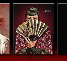 The Anna May Wong Series by Richard  Gerhard