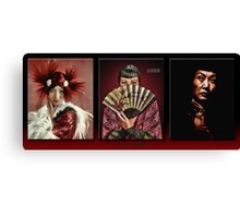 The Anna May Wong Series Canvas Print