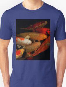 Koi Fish Group Unisex T-Shirt