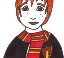 Weasley Is My King! Sticker
