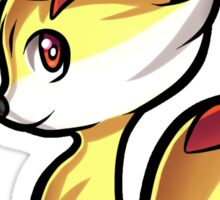 Fennekin Sticker