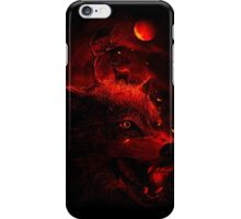 Red Dream iPhone Case/Skin