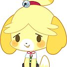 Animal Crossing - Isabelle by JimHiro