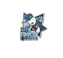 Stay Frosty by RobBoss