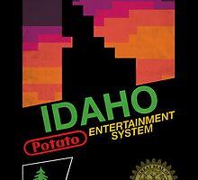 Idaho: The Game by Tru Bastet