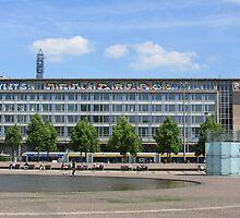 Die Post, Leipzig, Germany 2 by thewinternet