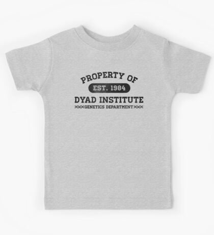 Property of Dyad Kids Clothes