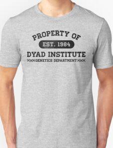 Property of Dyad Unisex T-Shirt