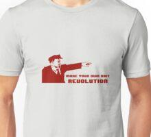 Make your own 8 bit revolution Unisex T-Shirt