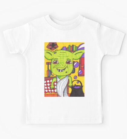 Cheeky House Elf Kids Tee