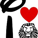 I Heart The Lion King by ShopGirl91706