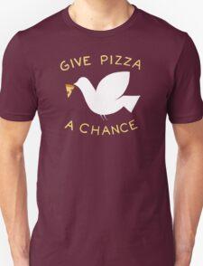 War & Pizza Unisex T-Shirt