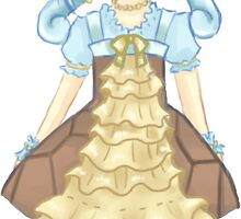 Squirtle Lolita by Berria