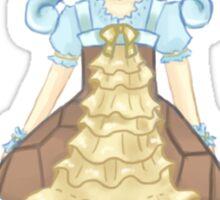 Squirtle Lolita Sticker
