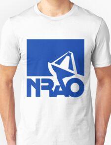 National Radio Astronomy Observatory (NRAO) Logo T-Shirt
