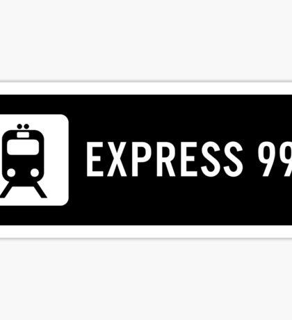Girls' Generation - Express 999 Sticker