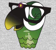 Nerd Bird One Piece - Long Sleeve
