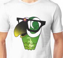 Nerd Bird Unisex T-Shirt
