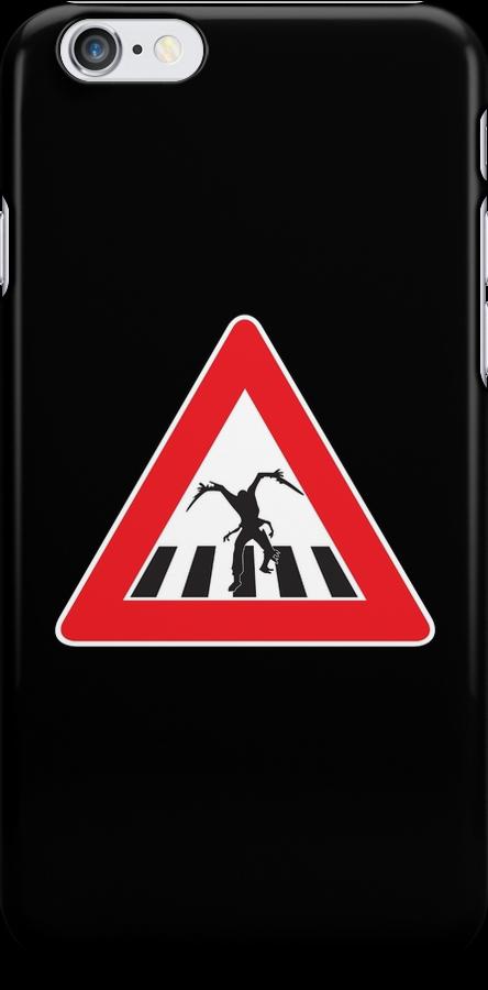 Caution - Necromorph Crossing by strictlychem