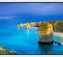 Apostles Aglow, Port Campbell VIC by Chris Munn