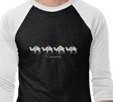 Caravanink * Men's Baseball ¾ T-Shirt