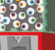 Eye Like Gumballs Sticker