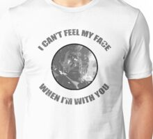 Two-Face Weeknd Parody Unisex T-Shirt