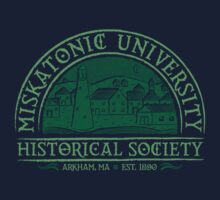 Miskatonic Historical Society One Piece - Long Sleeve